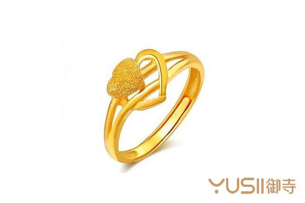 金戒指如何保养?上海哪里回收珠宝首饰?御寺