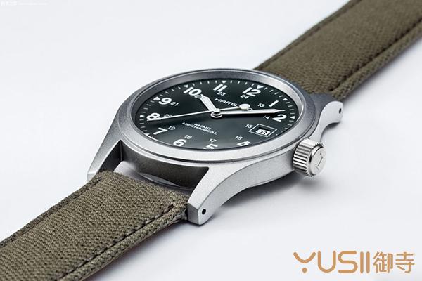 汉米尔顿卡其野战系列H69419363腕表,御寺