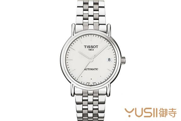 天梭经典系列T95.1.483.51腕表,御寺