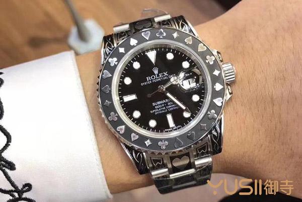【御寺劳力士手表回收】5万多买劳力士手表再花10万改装,这么操作到底值不值?