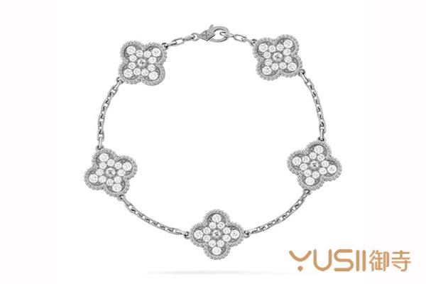 梵克雅宝手链有回收价值吗,多少钱能在上海御寺买到,御寺