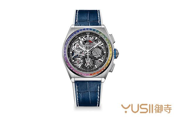 真力时的新款彩虹圈表算在抄袭回收超值的劳力士彩虹圈手表吗?