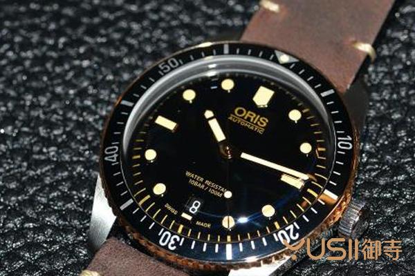 御寺二手表回收邀您共赏豪利时65复刻青铜表