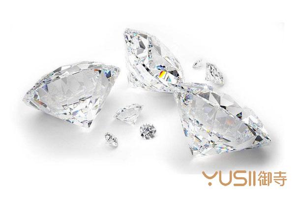 钻石为什么价格这么高?上海哪里回收钻石?御寺
