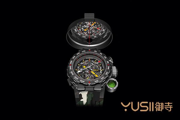 理查德米尔RM25—01陀飞轮计时码表 期待在手表回收市场看到