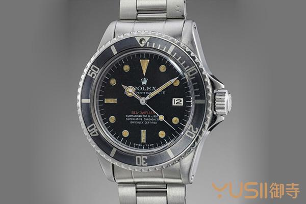 劳力士手表还是这么值钱?一款劳力士Ref.1665手表回收拍价高达488万