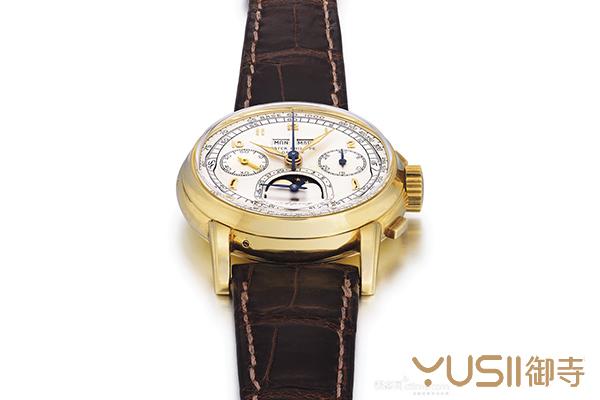 回收拍价2700多万的百达翡丽2499手表了解一下