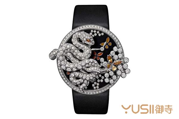 珠宝腕表有回收价值吗,卡地亚蛇形珠宝表回收报价,御寺
