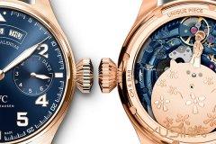 万国属于什么档次,哪个系列万国手表回收价值