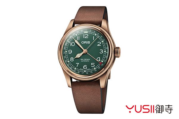 豪利时新款大表冠80周年特别版手表可以回收吗?