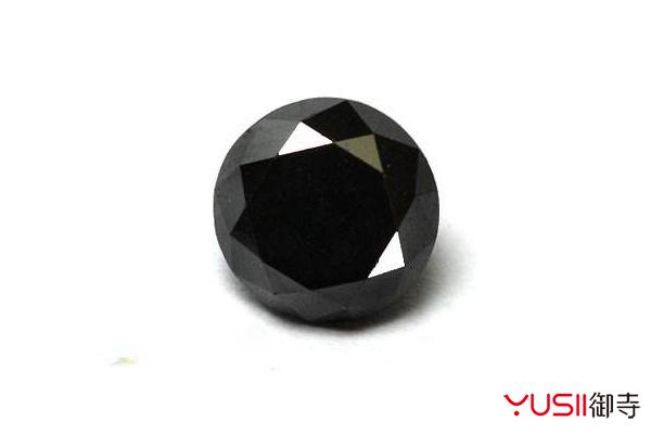 黑色钻石多少钱一克拉?黑色钻石好回收吗?御寺