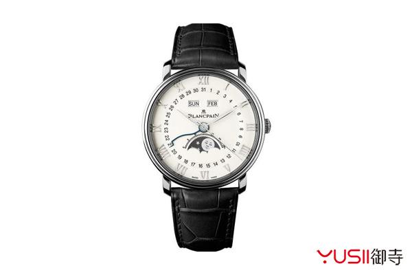 御寺手表回收邀您共赏几款热门的月相手表