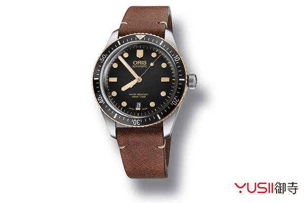 赏析豪利时65复刻青铜表,手表回收可找御寺