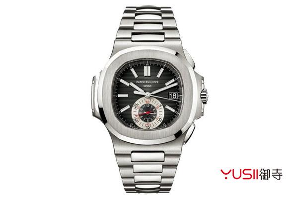 现在二手百达翡丽5980A/1A-014钢壳鹦鹉螺手表回收价格多少?上海御寺