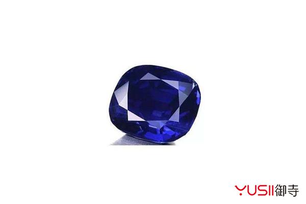 蓝钻和蓝宝石有什么区别?哪里回收钻石?御寺