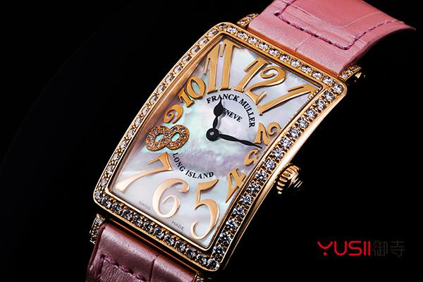 法穆兰手表什么档次?法穆兰手表回收价格多少?,法兰克穆勒ColorDreams952 QZ REL MOP D1R CD8手表