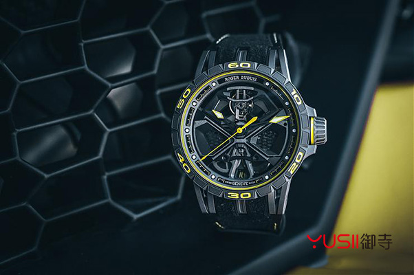 Pre-SIHH 2019罗杰杜彼最新Excalibur Huracan Performante手表回收,上海御寺