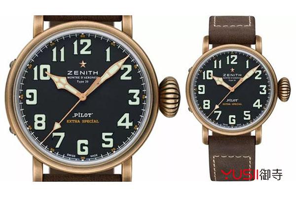 购买一年的真力时青铜大飞手表回收价格是多少?真力时29.2430.679/21.C753手表