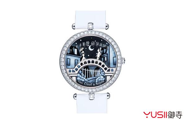 北京哪里回收梵克雅宝手表?影响回收价格的因素有哪些?御寺,梵克雅宝诗意复杂功能 VCARN9VI00