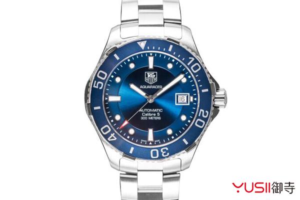 北京哪里回收泰格豪雅手表?回收价格如何?御寺,泰格豪雅竟潜系列 WAY2012.BA0927