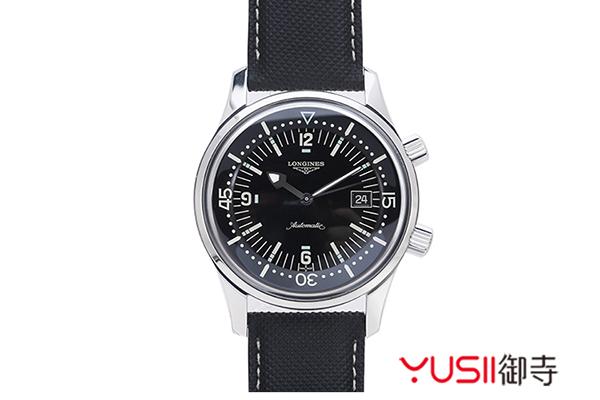 刚买的浪琴手表可以回收吗?二手市场回收几折呢,御寺,浪琴 经典复古系列L3.674.4.50.0表