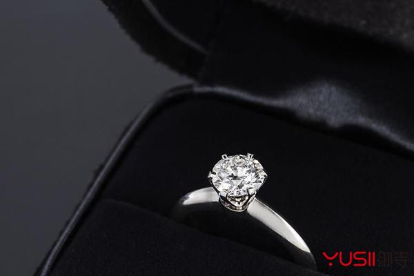 一克拉钻石回收价格多少?上海哪里回收钻石?御寺,蒂芙尼一克拉钻戒