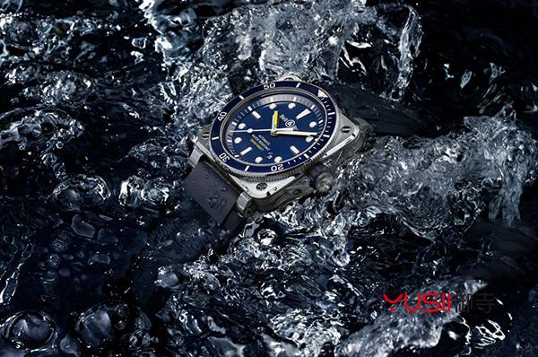 柏莱士手表回收价格多少?举例两款手表回收价格详情,柏莱士INSTRUMENTS系列BR0392-D-BL-BR/SCA腕表