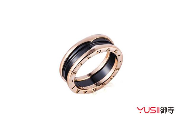 宝格丽戒指回收一般几折?上海哪里回收宝格丽首饰?御寺,宝格丽B.ZERO1系列戒指