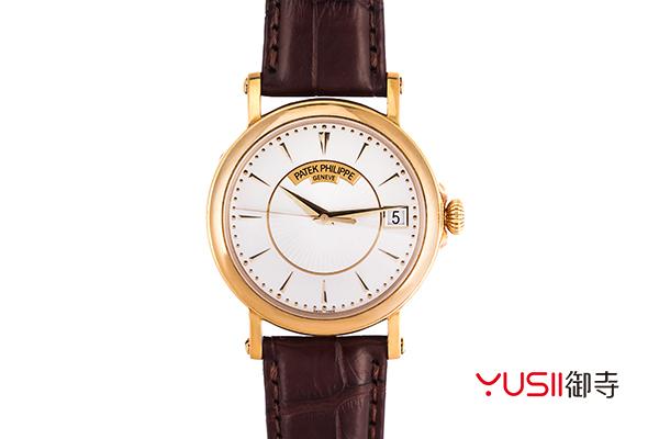 上海哪家可以上门回收百达翡丽手表?御寺奢侈品回收公司是你的好选择