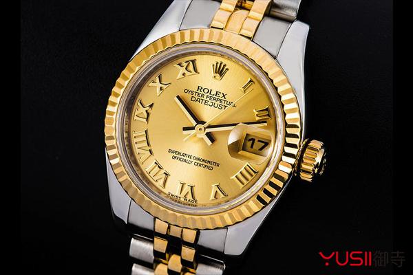 五万元买的手表能回收多少钱?手表回收可找御寺,劳力士女装日志型179173