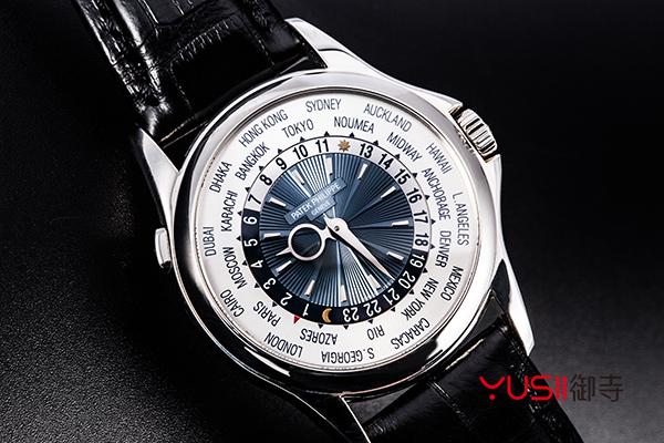 上海哪里回收百达翡丽手表?手表回收价格该几折?,御寺二手百达翡丽5130P-020手表