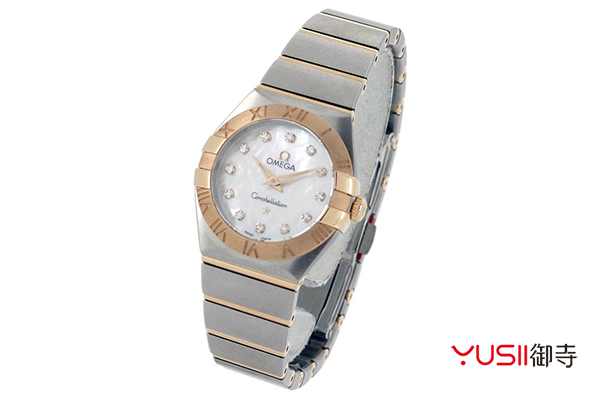 欧米茄欧米茄星座系列123.20.24.60.55.001手表回收