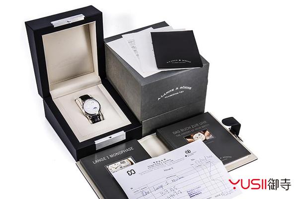 朗格手表回收