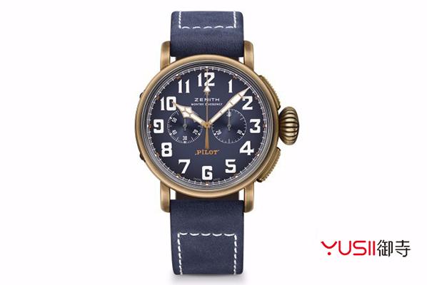 真力时青铜手表回收价格