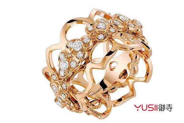 回收尚美巴黎珠宝