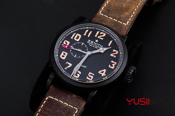 真力时手表回收价格怎样