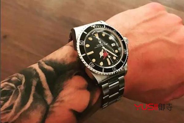 回收超值的劳力士ref.6538手表