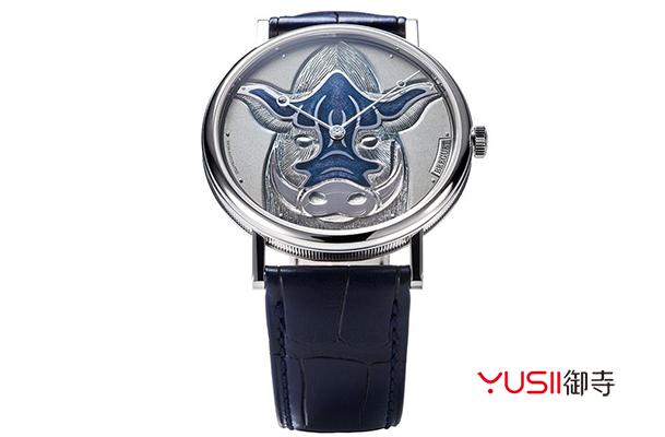 宝玑新款经典Classique猪年纪念腕表