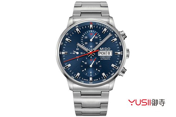 回收美度手表价格