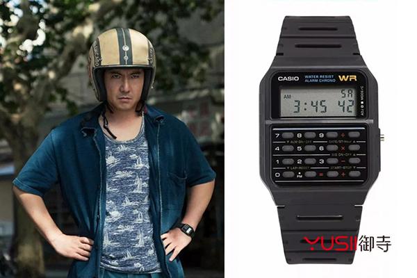 卡西欧CA-53W-1Z手表回收