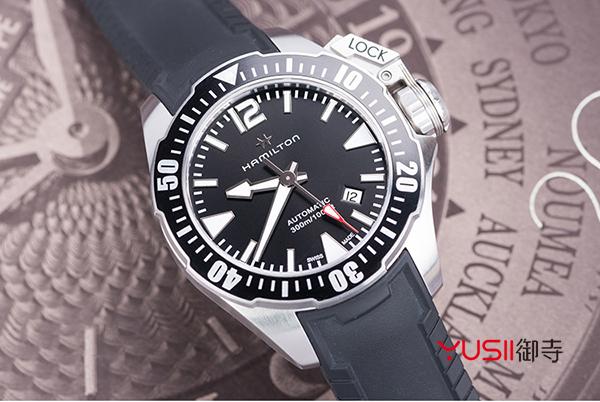 二手汉密尔顿H77605335手表