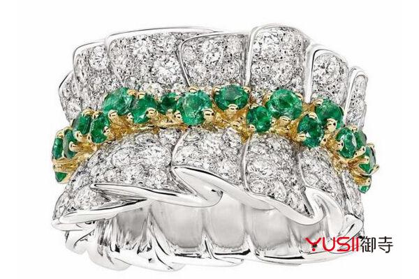 迪奥祖母绿首饰回收
