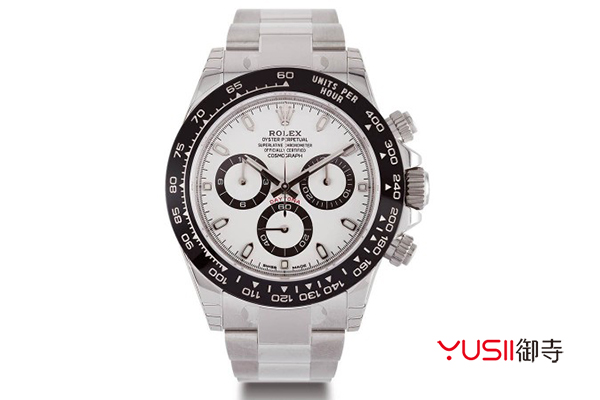二手劳力士白面熊猫迪手表