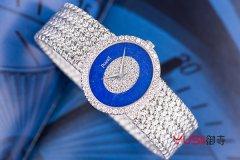 伯爵镶钻手表回收