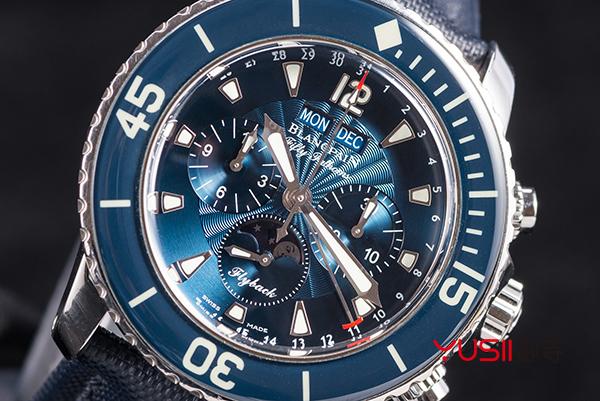 宝珀二手表回收大概多少钱