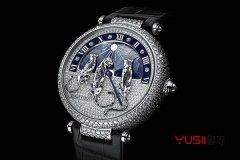 卡地亚猎豹手表回收价格高不高?品牌手表该怎么