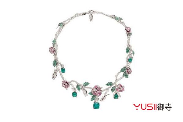 迪奥珠宝项链能回收吗