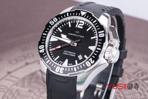 汉米尔顿手表回收一般几折