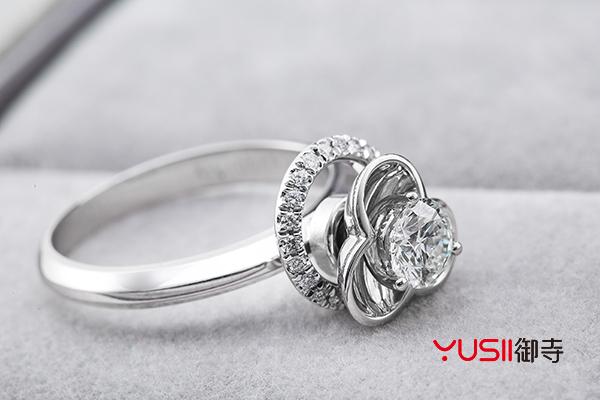 钻石戒指回收和原价差多少