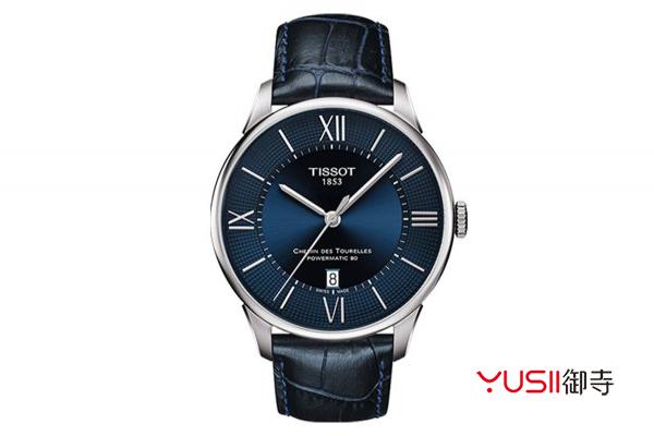 天梭手表能回收到几折